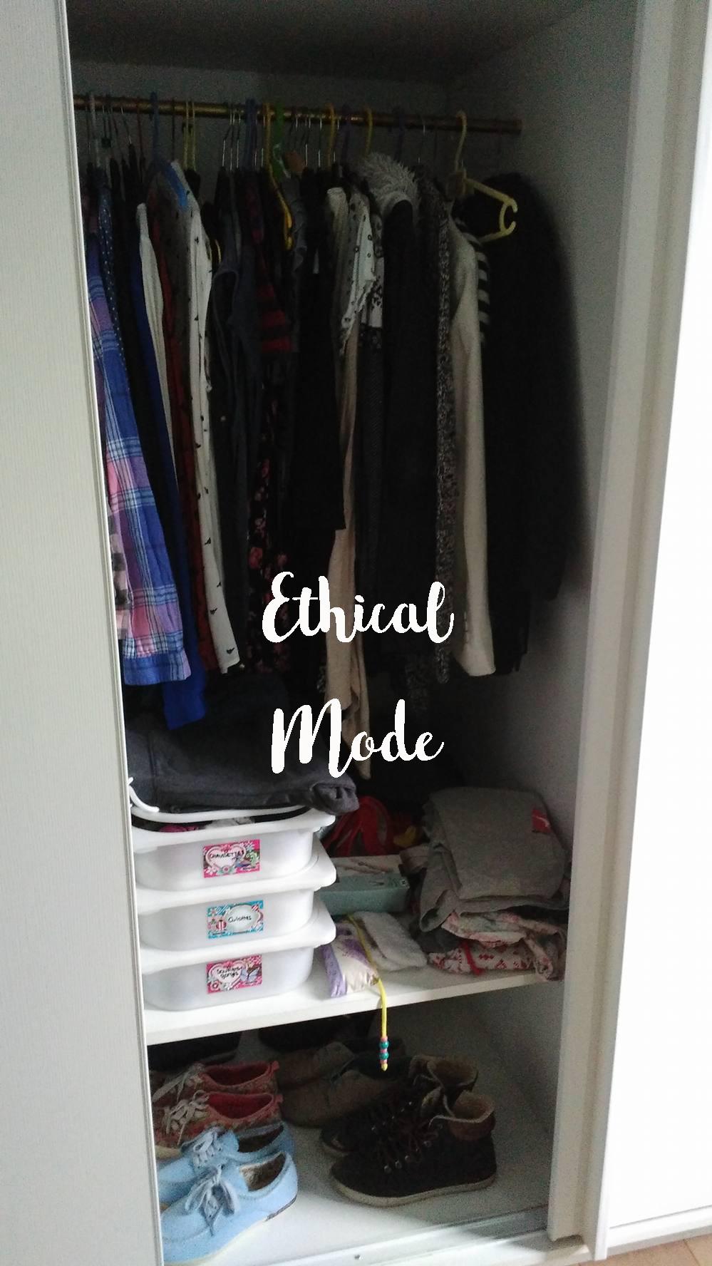 La mode éthique